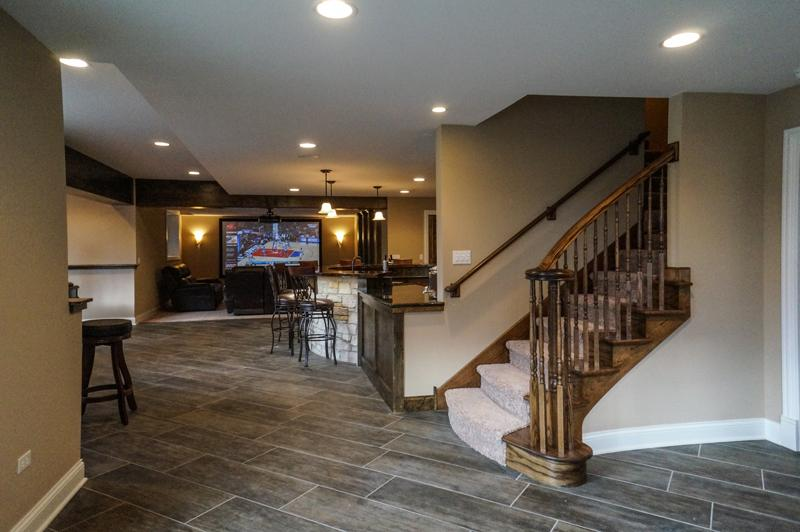 Basement Remodeling Atlanta Stucco Atlanta Waterproofing Atlaro New Remodeled Basements